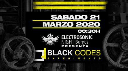 ELECTROSONIC NIGHT: Black Codes