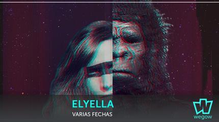 ELYELLA concerto a Valencia