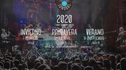 Estaciones Sonoras 2020 - Abono
