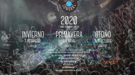Estaciones Sonoras 2020