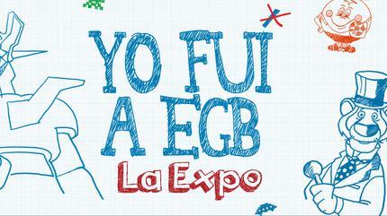 Expo Yo Fui a EGB en Gijón - 5 de Junio