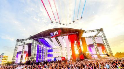 Festiival Electrobeach 2020