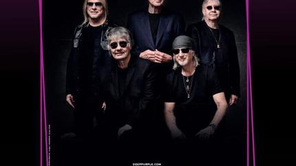 Konzert von Deep Purple in Nîmes