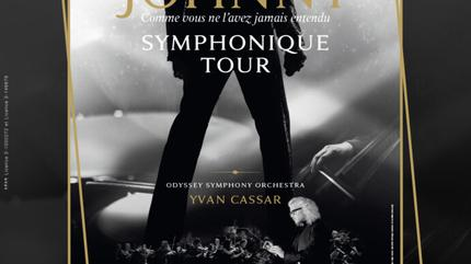 Konzert von Johnny Hallyday in Nîmes