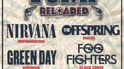 Festival De Tributos American Rock Punk Barcelona