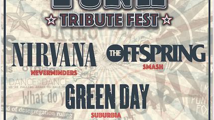 Festival de Tributos American Rock Punk Granada