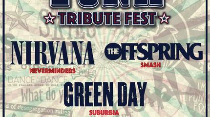 Festival de Tributos AMERICAN ROCK PUNK (Salamanca)