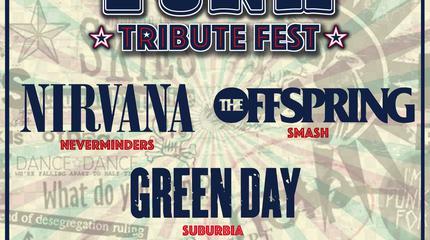 Festival de Tributos AMERICAN ROCK PUNK (Santander)