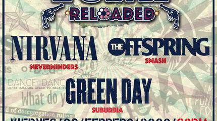 Festival de Tributos American Rock Punk Soria