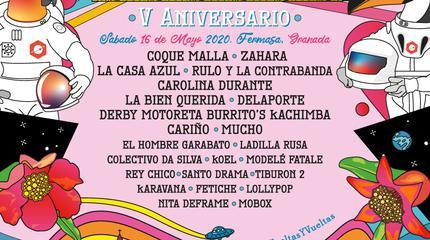 Festival En Órbita 2021 - 5º Aniversario