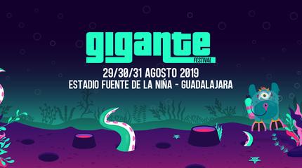 Festival Gigante 2019, Guadalajara