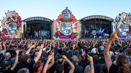 Festival Hellfest Air Open