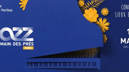 Festival Jazz a Saint-Germain-des-Pres 2019