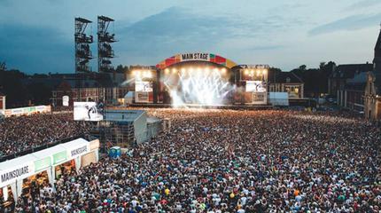 Festival Main Square 2020
