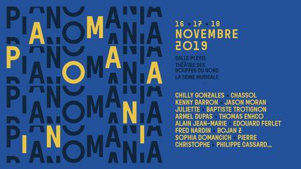 Festival Pianomania 2019