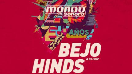 Fiesta 25º aniversario MondoSonoro 2019