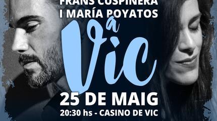 Frans Cuspinera al Casino de Vic