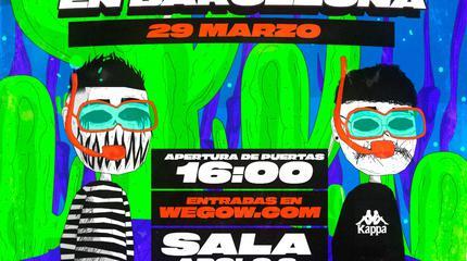 Funzo & Baby Loud en Barcelona