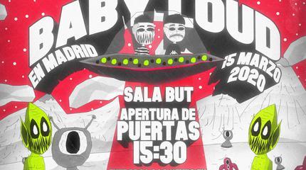 Funzo & Baby Loud en Madrid