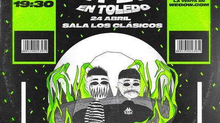 Funzo & Baby Loud en Toledo