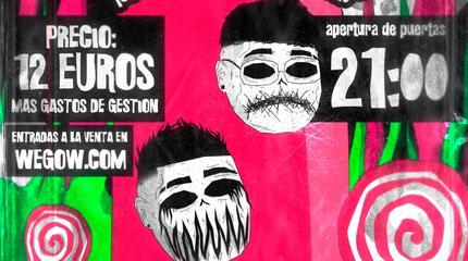 Funzo & Baby Loud en Valladolid