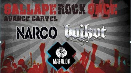 Gallape Rock 2019