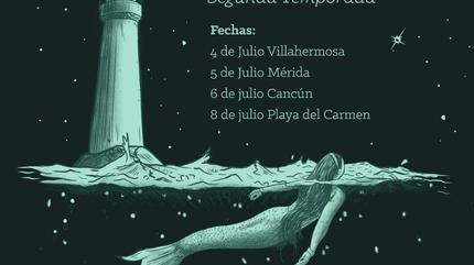 Gira en Kasas 2019: La Gusana Ciega | Cancún