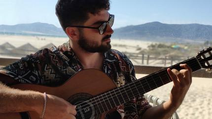 Gonzalo Alhambra en el Búho Real