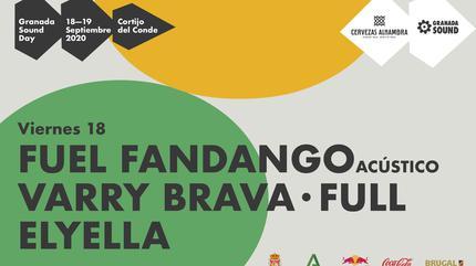 Granada Sound Day 2020 Festival, Viernes