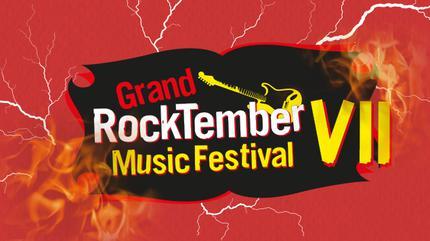 Grand Rocktember Music Festival 2019