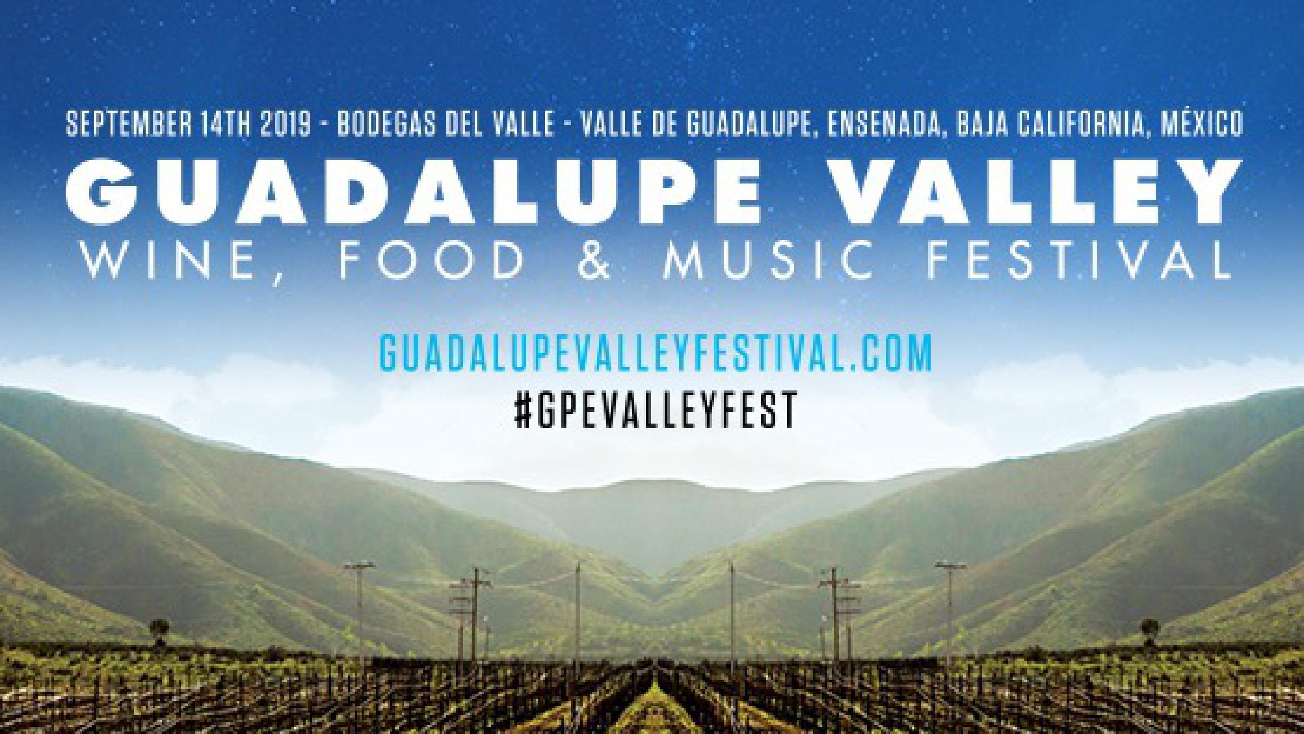 Resultado de imagen de guadalupe valley wine food music 2019