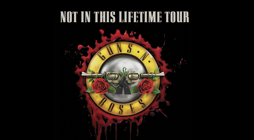 Guns N Roses Concert In Barcelona Tickets Estadio Olmpico Llus