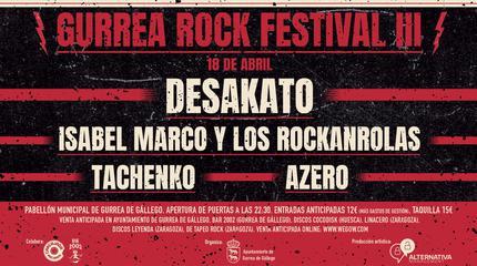 Gurrea Rock Festival 2020