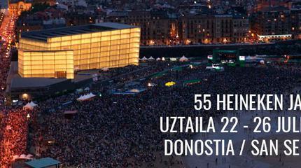 Heineken Jazzaldia 2020