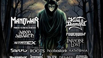 Hell and Heaven Metal Fest Mexico 2020