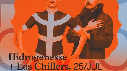 HIDROGENESSE + LAS CHILLERS en Sevilla | Ciclo POP CAAC