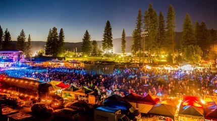 High Sierra Music Festival 2019