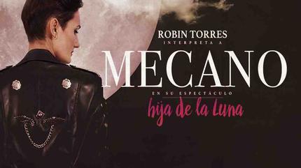 Hija de la Luna – Homenaje a Mecano con Robin Torres | Vitoria - Sala Kubik