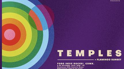Hipnosis Presenta: Temples