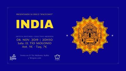 India + Colectivo Aberdeen