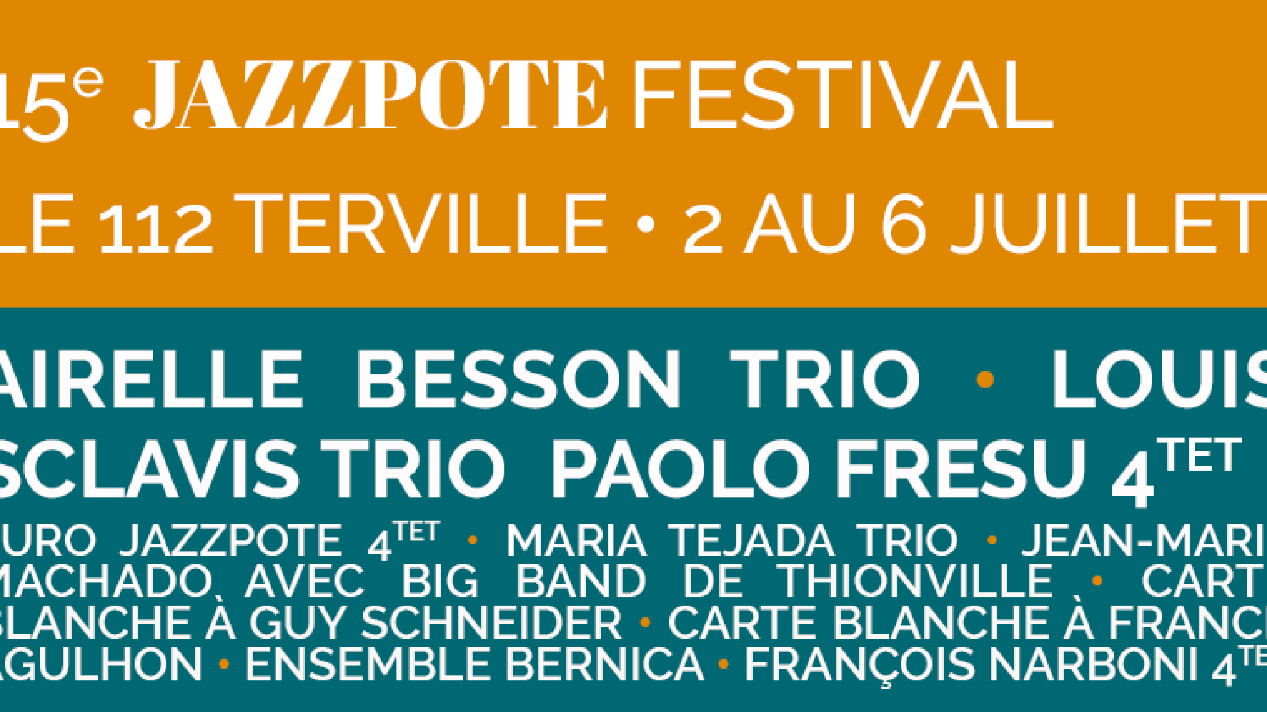 Jazzpote Festival 2019 Tickets Lineup Bands For Jazzpote