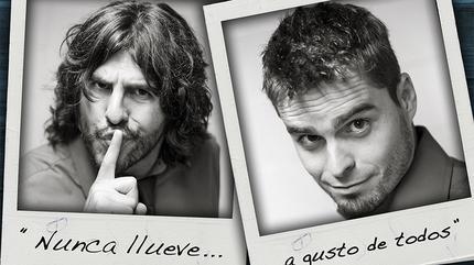 J.J. Vaquero y Alex Clavero en Burgos
