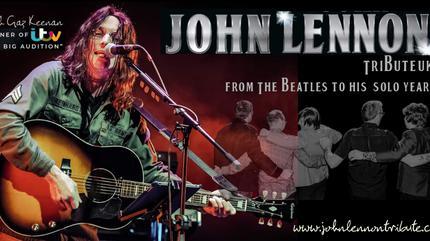 John Lennon Tribute UK  - Lennon Retrospective  - Worcester