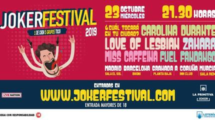 Joker Festival Granada 2019