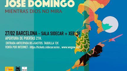 JOSE DOMINGO y XEBI SF en BARCELONA