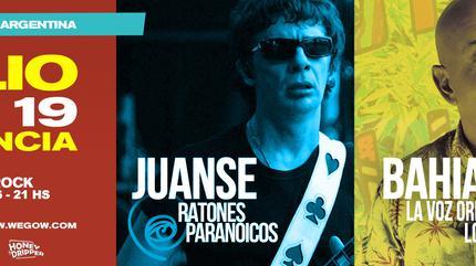 Juanse + Bahiano Valencia
