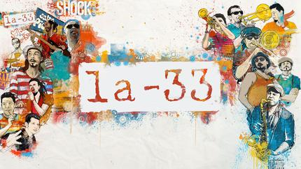 La 33 (Salsa Colombiana) en Madrid
