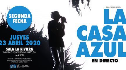 LA CASA AZUL segunda fecha (La Riviera)