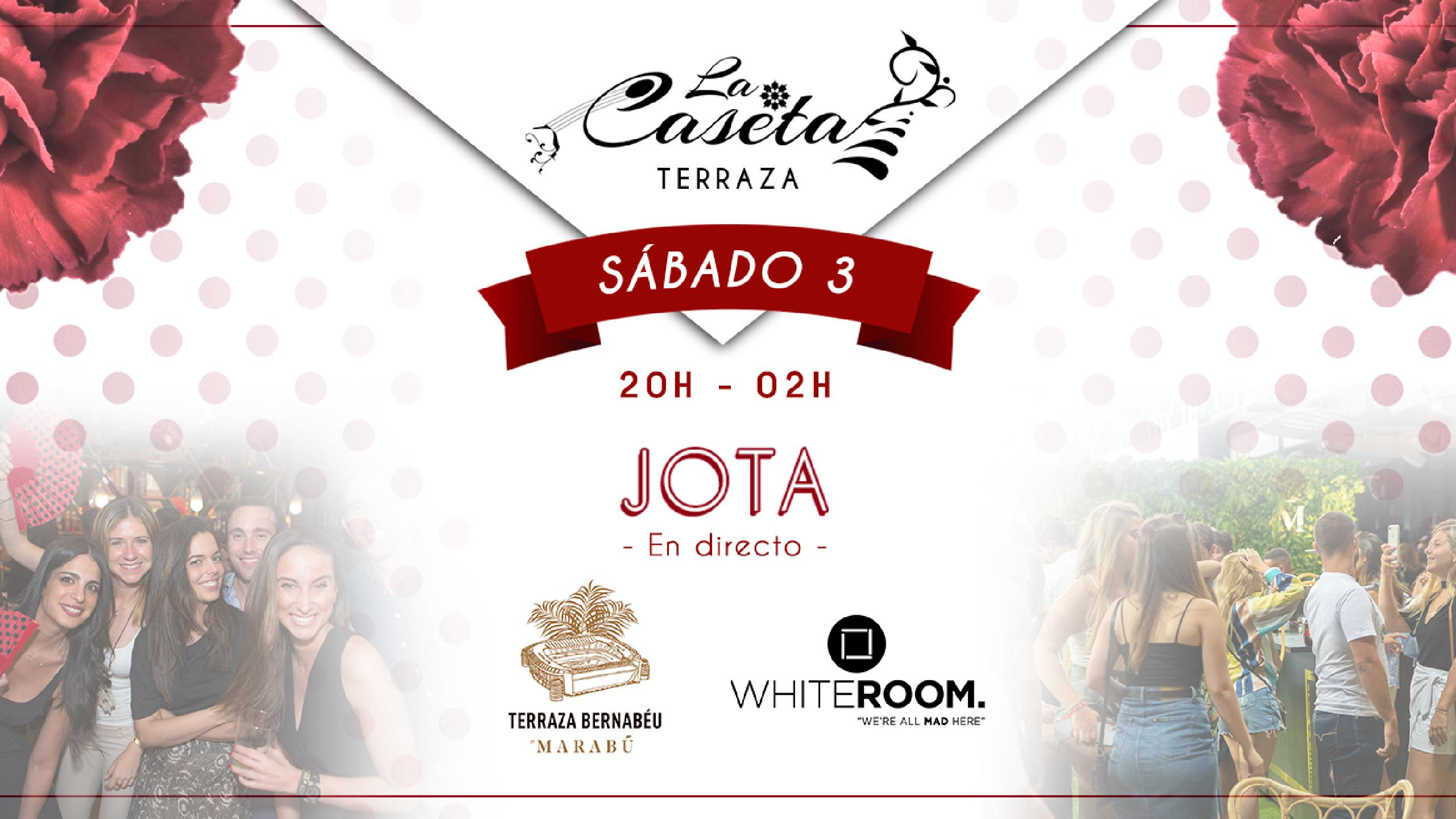 Concert Tickets For Terraza Bernabeu By Marabú Madrid