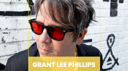 La Estanquera presenta a Grant Lee Phillips